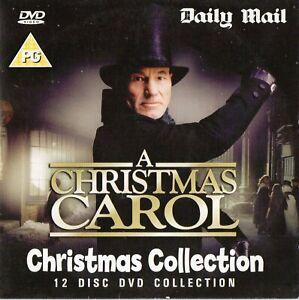 A CHRISTMAS CAROL - Patrick Stewart*Richard E Grant*Joel Grey : PROMO DVD   eBay