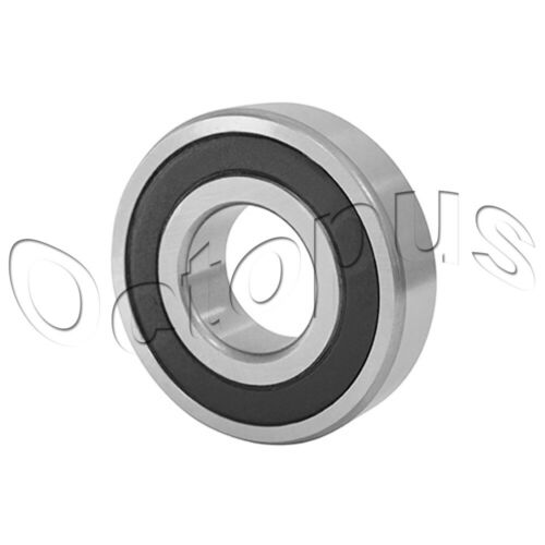 Fit Premium 6000 2RS ABEC 3 Rubber Sealed Deep Groove Ball Bearing 10 x 26 x 8mm