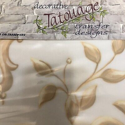 Home Decor Tatouage Hydrangea With Metal Pail Rub On Transfer Home Furniture Diy Omnitel Com Na