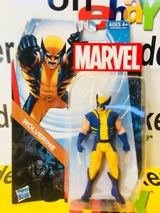 Hasbro-Marvel-Wolverine-4-Figure-New-In-Box