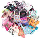 Womens Hot Sox One Size Crew Socks, Size 9-11 (4-10.5 Shoe Size) Huge Variations
