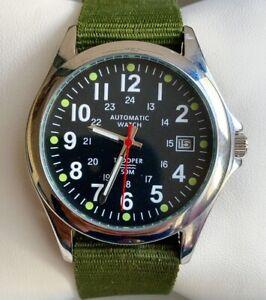 Montre Automatique Homme Etat Neuf Bracelet Nato