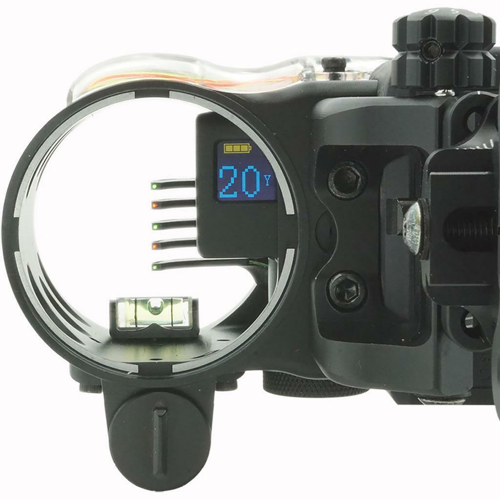 IQ Archery- IQ Define -Range Finding Sight, 5-pin RH