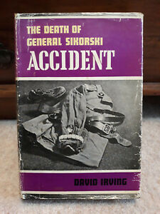 ACCIDENT - THE DEATH OF GENERAL By David Irving. Hardback. 1967