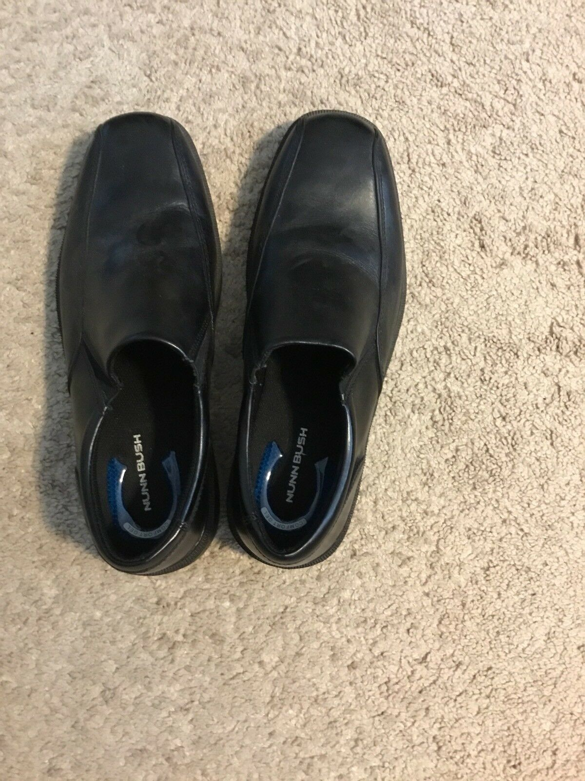 Nunn Bush 10.5 Black Loafer Shoe size 10.5 Bush Pre-Owned 331234