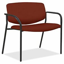 Lorell Bariatric Guest Chairs With Fabric Seat Amp Back 83120a203