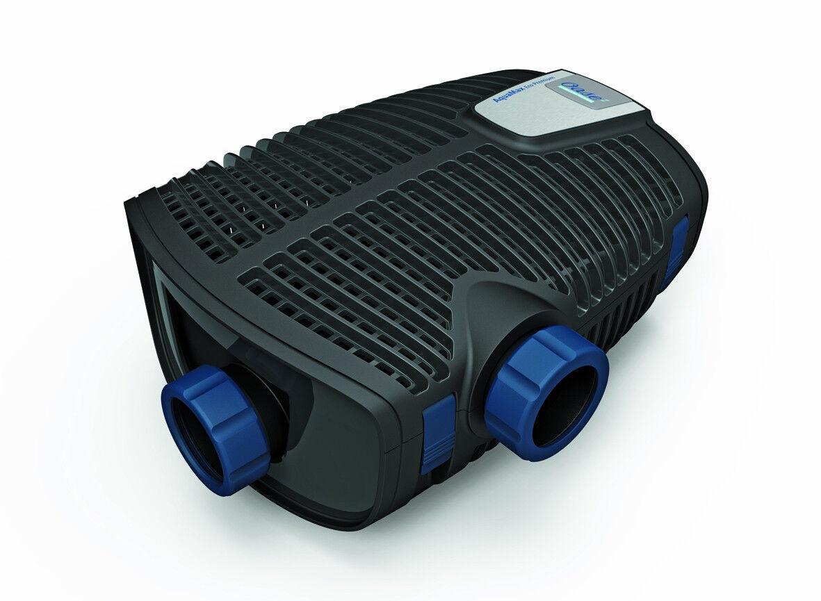 Oasis Aquamax eco premium 8000 filtros y lote de Bach bomba top nuevo