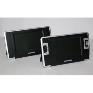 sylvania sdvd8732 7 inch dual screen portable dvd player ebay rh ebay com User Manual Template Instruction Manual Example