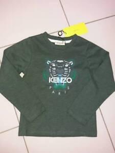 Neuf 100Original Détails Sur Shirt Tee Kenzo 5 Ans c3L54AqRj