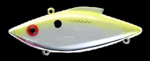 Rat-L-Trap Lipless Crankbait 1//2oz Flash Chartreuse Fishing Lure RT308