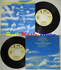 LP 45 7'' ELECTRIC LIGHT ORCHESTRA ELO Mr. blue sky One summer dream cd mc dvd