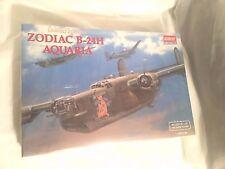 Academy 1:72 Limited Edition Zodiac B-24H Aquaria  #2163NEW,SEALED,MINT,CLASSIC