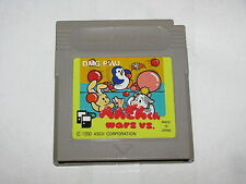 Penguin-kun Wars VS Game Boy GB Japan import cartridge only