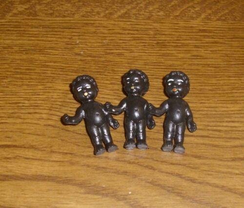 Un must assoluto BAMBOLE TUBETTI bambole tre piccole vecchio interessanti Cavallina