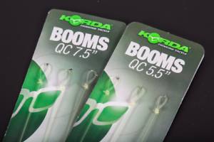 Korda Booms Ready Tied Various Sizes