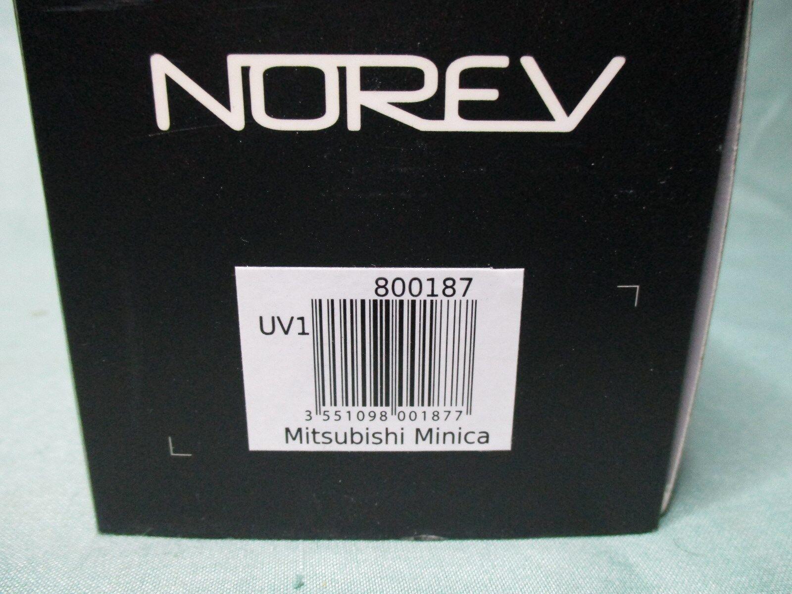 AE391 AE391 AE391 NOREV MITSUBISHI MINICA Ref 800187 1/43 TRES BON ETAT 8f5648