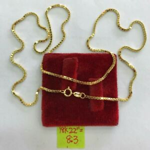 Gold-Authentic-18ksaudi-gold-chain-22-inches-8-3g