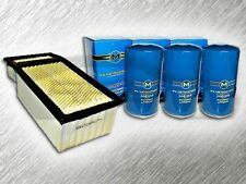 6.7L TURBO DIESEL AIR FILTER AND 3 OIL FILTERS KIT FOR FORD - AMAZING VALUE!