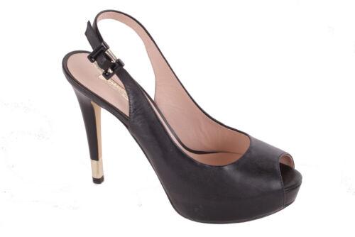 Talons Stilettos Noir Guess Escarpins Avec 625 Hauts Femmes Sangle qwICIzt