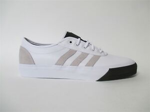 Adidas Adi-Ease Classified White Grey Black Sz 10.5 F37846