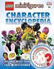 LEGO Minifigures: Character Encyclopedia - Hardcover - NO MINI FIG