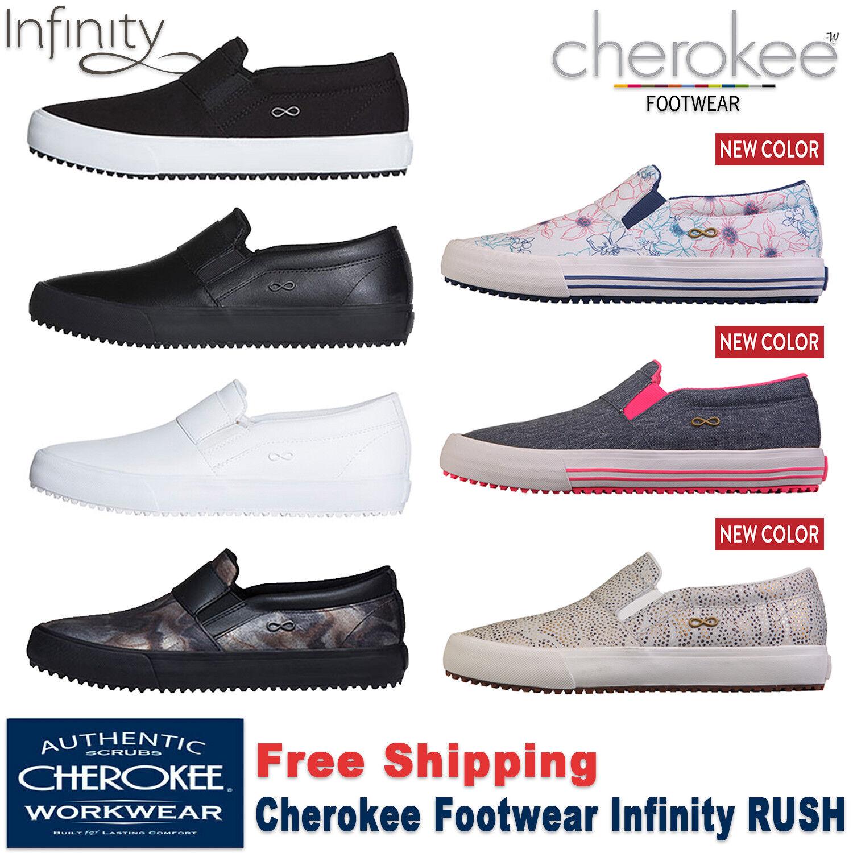 Cherokee Travail Infini Rush femmes Athletic Travail Vulcanized chaussures