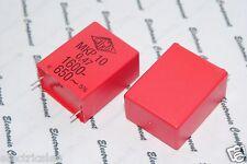 .15uf WIMA MKP10 0.15uF 1600V 5/% 31.5mm  x 24 mm x 13mm Capacitor  11 pcs