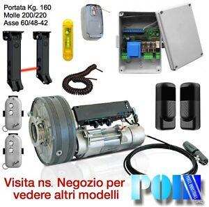 Automatismi Per Serrande Avvolgibili.Kit Automazione Serrande Avvolgibili Motore Serranda Massima