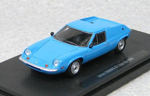 Ebbro 44204 lotus europa s2 art 65 1969 blau (harz), maßstab 1  43