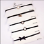 5Pcs-Set-Gothic-Black-Necklace-Set-Lace-Velvet-Choker-Collar-Fashion-Jewelry thumbnail 5