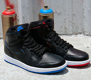 d6d290915a NIKE AIR JORDAN 1 SB LANCE MOUNTAIN US 11.5 10.5 45.5 RETRO HI BRED ...