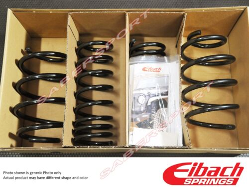 Eibach Pro-Kit Lowering Springs Kit for 2013-2017 Accord Sedan 3.5L V6