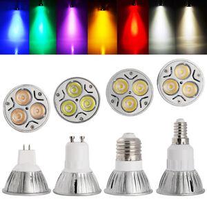E27-E14-GU10-3W-LED-Spot-Puissant-Day-Lumiere-Blanche-Chaude-Point-Ampoule-Lampe