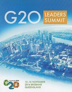 2014-AUSTRALIA-STAMP-PACK-039-G20-LEADERS-SUMMIT-039-MINI-SHEET-10-x-70c-MNH-Stamps