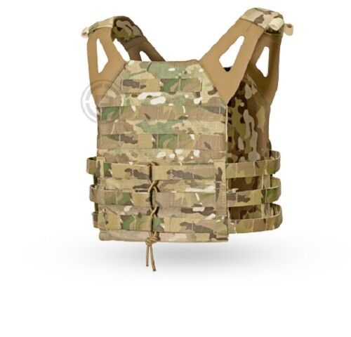 Crye Precision JPC Jumpable Plate Carrier Vest MultiCam Medium