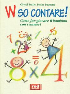 W-SO-CONTARE-TUTTLE-PAQUETTE-RED-EDIZIONI-2004-PICCOLI-E-GRANDI-MANUALI
