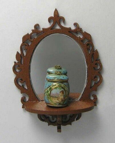 Mirror with shelf Kit CHM
