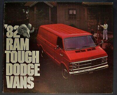 1991 Dodge Ram Van Original Sales Brochure Catalog