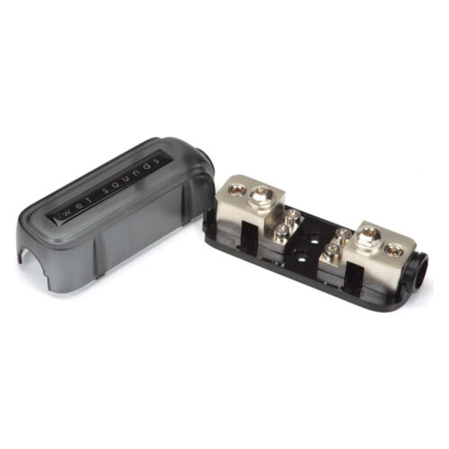Wet Sounds WW-FUSE ANL Wet Wire Marine-Rated ANL Fuse Holder for 4-Gauge Cable