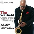 One for Shirley by Tim Warfield (CD, Jun-2008, Criss Cross)