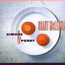 CD maxi: Grant McLennan: simone & perry. beggars banquet