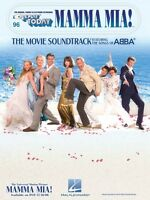 Mamma Mia The Movie Soundtrack Sheet Music E-z Play Today Book 000100263