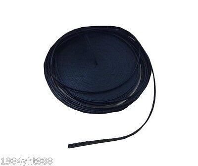 """5M 5Meters (39.4""""x5) GT2 2mm pitch 6mm wide Timing Belt for 3D printer CNC"""