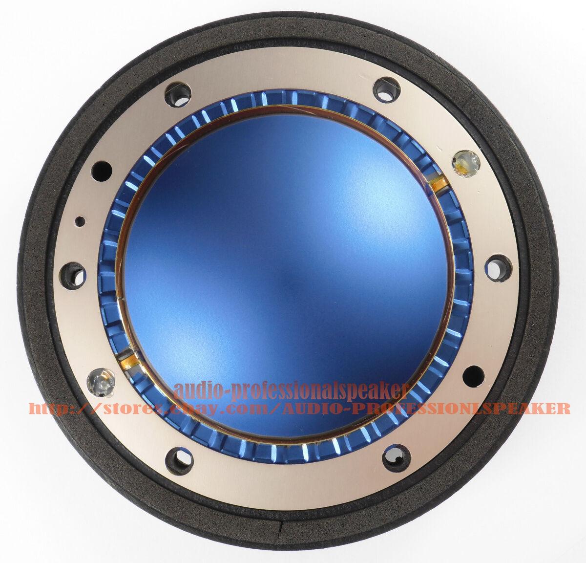 Tweeter de diafragma diafragma diafragma de 4PCS para EV Electro DH5, DH5 8WPX Voice, DH6, DH6 6, DH7 8 Ohm 31a9d4