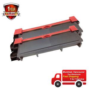 2PK TN630 Compatible Black Toner Cartridge For Brother L2520DW L2540DW L2320D