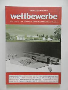 Wettbewerbe-Architekturjournal-Architektur-Zeitschrift-Heft-196-198-Aug-2000