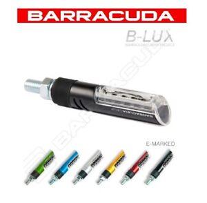 BARRACUDA COPPIA FRECCE IDEA B-LUX OMOLOGATE ROSSO YAMAHA MT-10