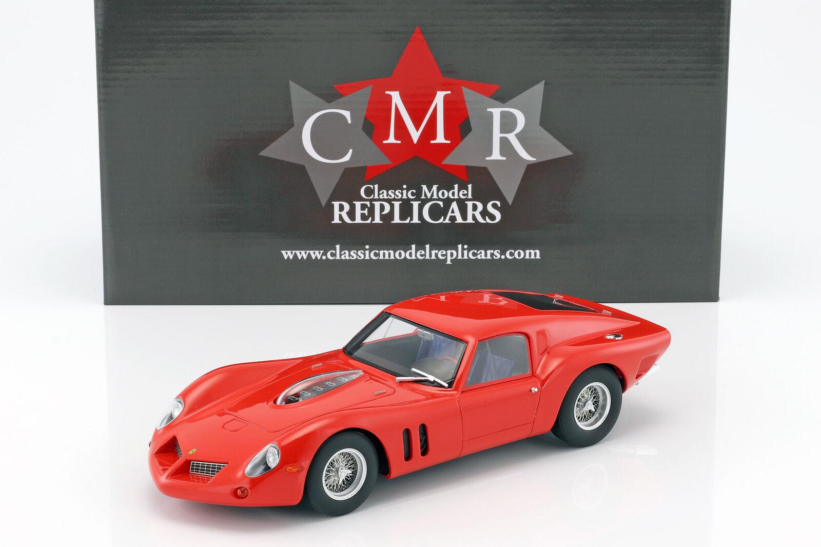 Ferrari 250 GT drogo, auto completo, Rojo 1  18 CMR.