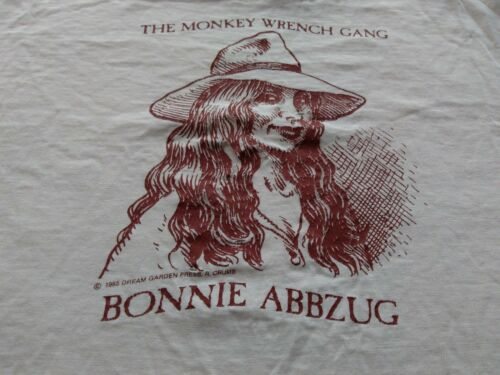 VTG 1985 R. Crumb Shirt L Bonnie Abbzug from Monke