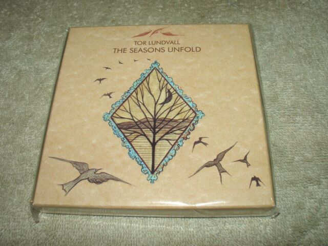 Tor Lundvall The Seasons Unfold - 4 CD Box Set - New - Limited Numbered Edition